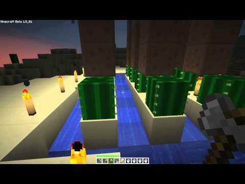 Minecraft - Lava bucket says hi - Episode 5 - (SudoGaron) + TGN.TV