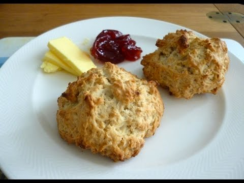 Scones - Plain or with Sultanas - super easy & cheap recipe