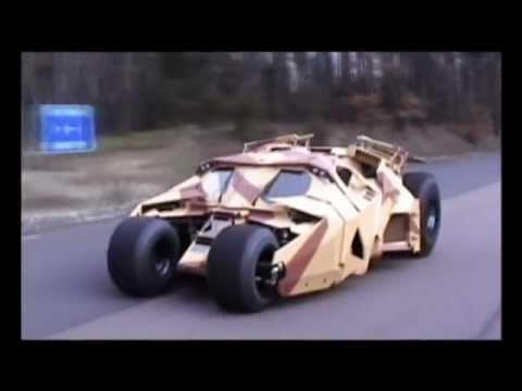 Building the Batmobiles (Part 3)