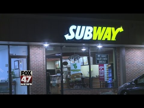 7 Subway shops have been robbed in 3 months