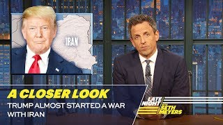 Download Trump Almost Started a War with Iran: A Closer Look Video