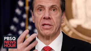 WATCH LIVE: New York governor gives coronavirus update -- April 1, 2020