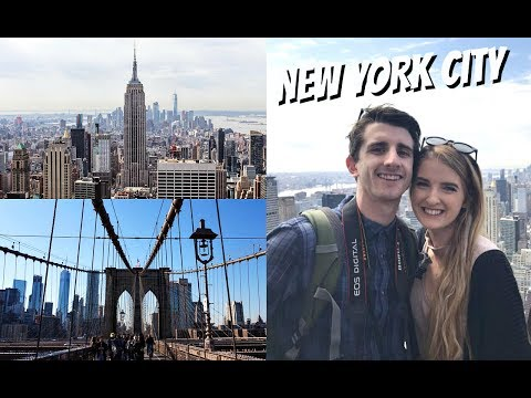 NEW YORK VLOG | Brooklyn Bridge, The Rockerfeller & Coney Island