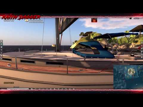 I go sailing in SL for first time - Second Life