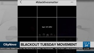 The message behind the #BlackoutTuesday movement