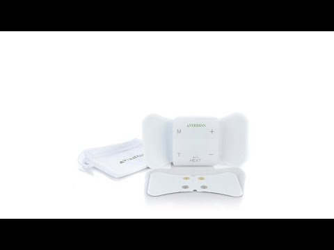 Tiny TENS + Heat Wireless Pain Management Solution