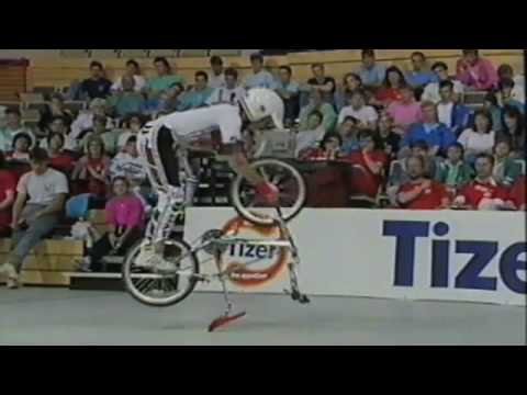 World BMX Freestyle Champs 'Mike Cameron'