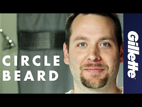 How to Shape a Beard: The Circle Beard (French Beard) | Gillette STYLER