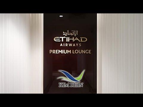 Abu Dhabi Premium Lounge Terminal 1