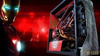 IRON MAN Build 2017 on NANOXIA Project s case