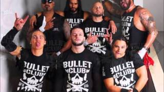 THE BULLET CLUB THEME SONG SHOT