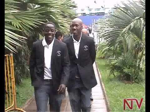 Uganda cricket team leaves for Malaysia.