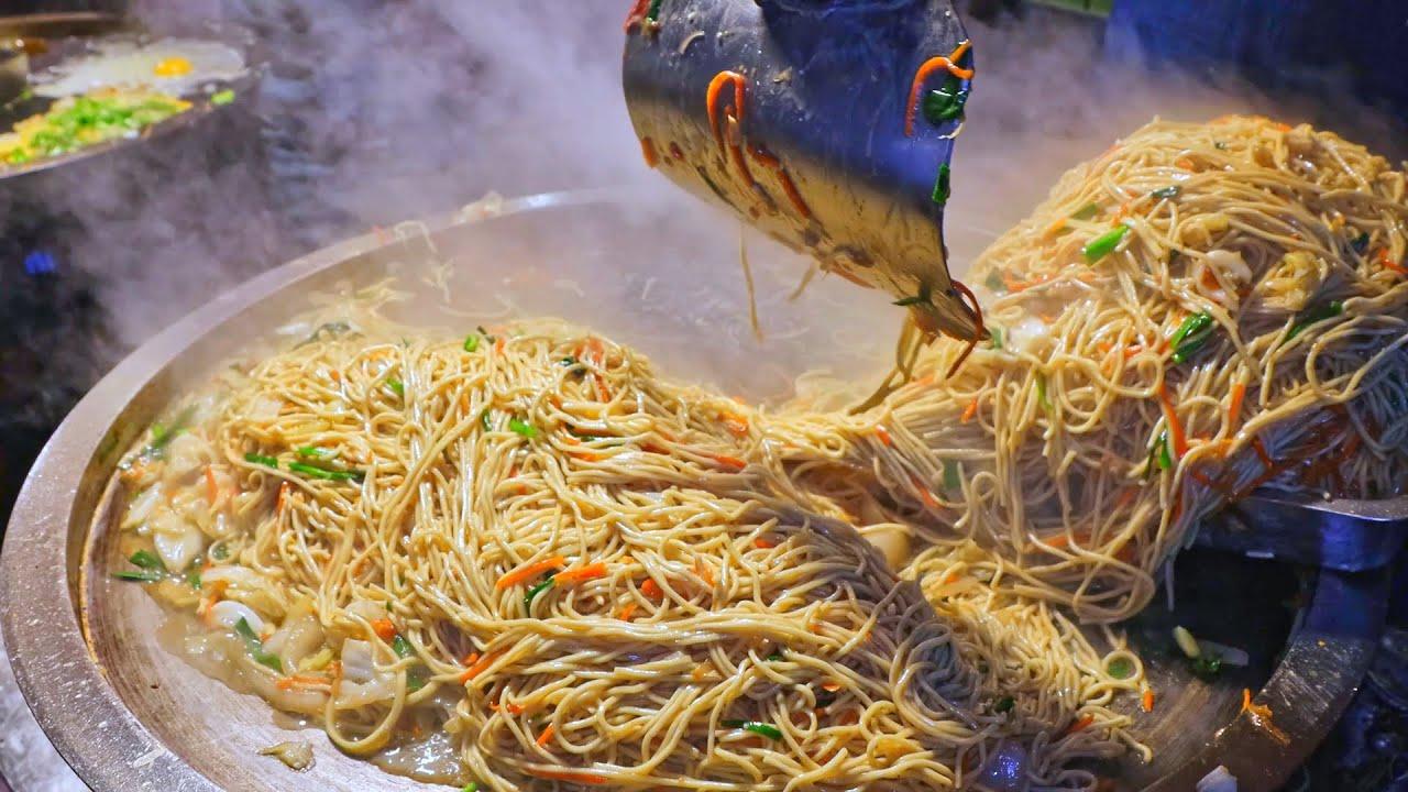 Taiwanese Street Food Jingcheng Night Market 2021 / 精誠夜市大合集