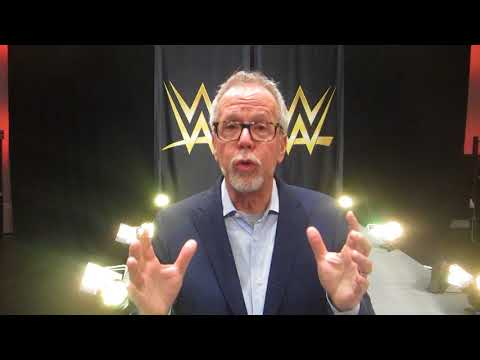 Full Sail President Garry Jones Interview at WWE Performance Center Jan. 2018