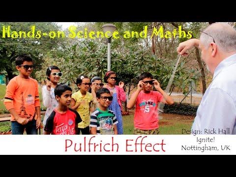Pulfrich Effect | Kannada