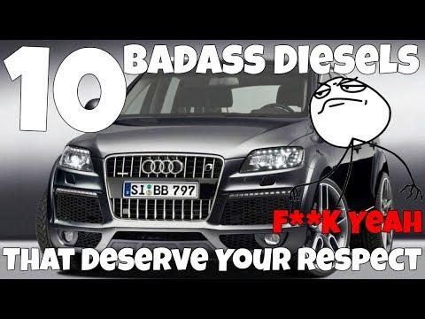 10 Badass Diesels That Deserve Your Respect