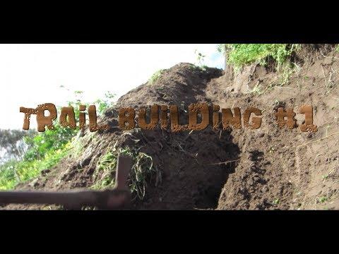 Building a Backyard Trail