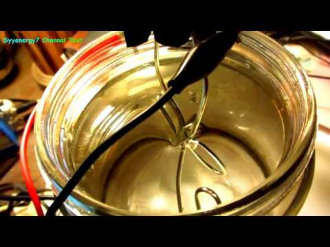 Making Colloidal Nano Silver the SPOOKY Way