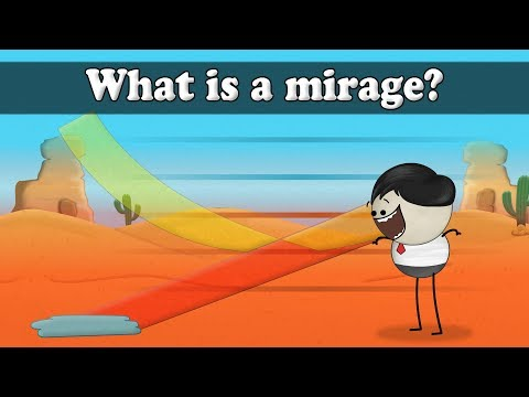 What is a mirage? | It's AumSum Time