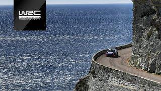 WRC - Corsica linea Tour de Corse 2018: HIGHLIGHTS Stage 11