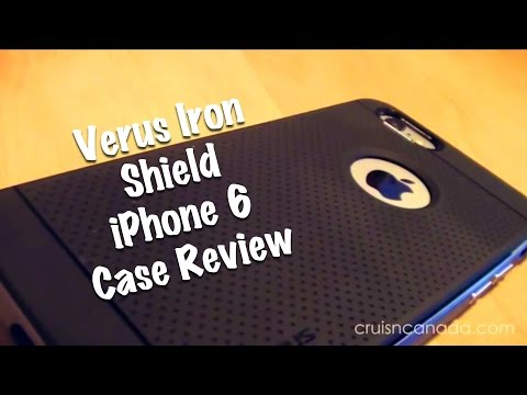 Verus Iron Shield iPhone 6 case Review