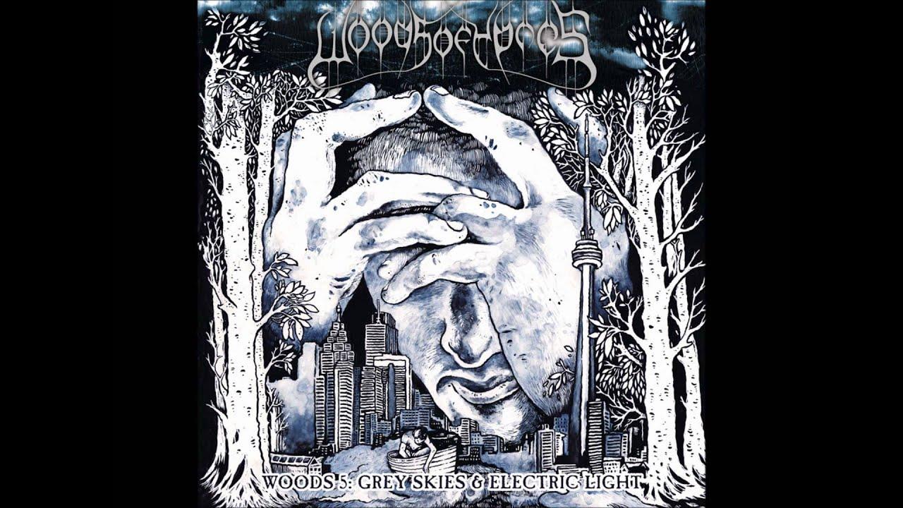 Woods of Ypres - Lightning & Snow (2012)