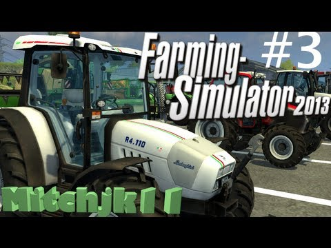 Farming Simulator 2013-#3-Seeds