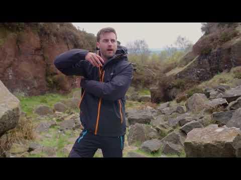 OEX META-ROQ Waterproof Jacket