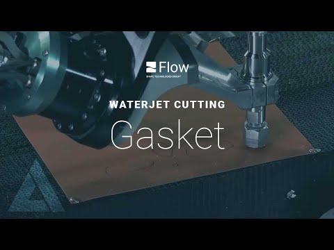 Flowwaterjet Cutting Gasket