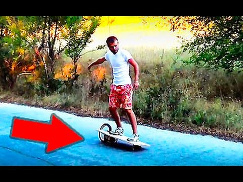How to make a DIY Electric Longboard / EASY TUTORIAL