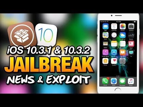iOS 10.3.1/10.3.2 JAILBREAK UPDATE & News - iPhone - iPad - iPod Touch