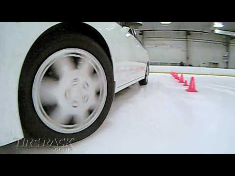 Tested: Front-Wheel Drive & All-Season Tires Enough for Winter? | Tire Rack