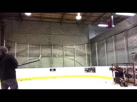 Base Hockey stick demo sampling. Custom orders