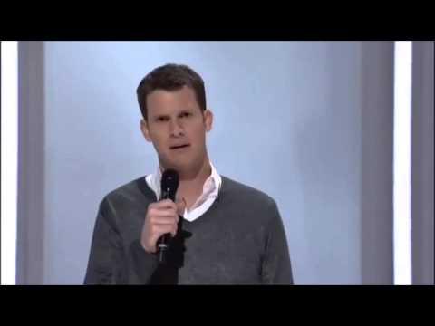 Daniel Tosh on Mormon Religion