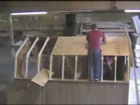 Building A Gambrel Roof in 10 minutes