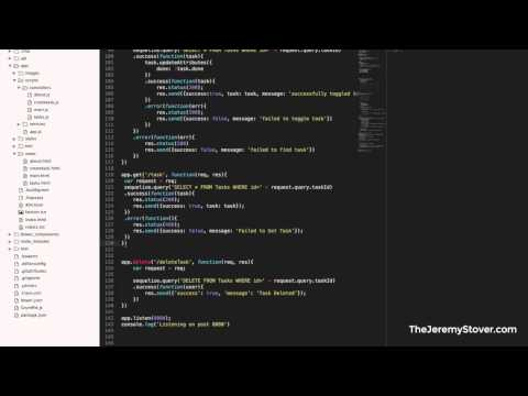 AngularJs $http Promise Tutorial