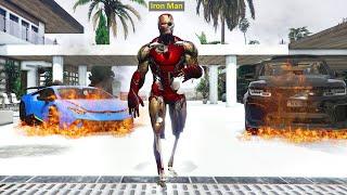 IRON MAN will RACHE in GTA 5 RP!