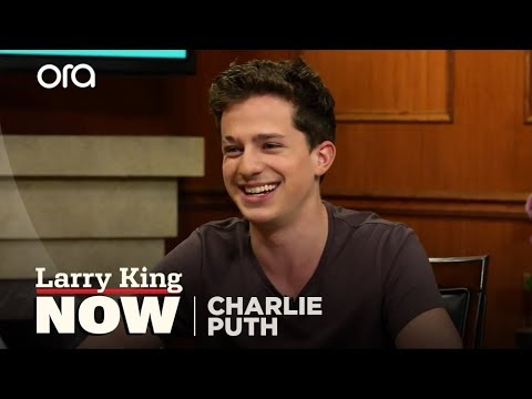 Charlie Puth's Big Reveal: 'I Didn't Know How To Sing Two Years Ago' | Larry King Now | Ora.TV