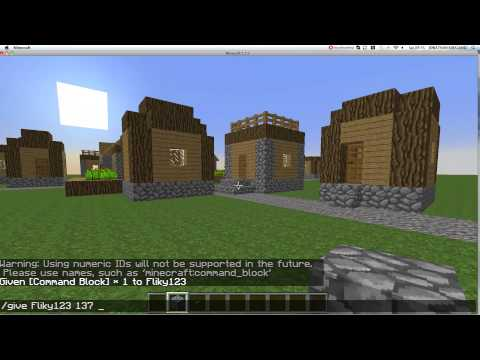 How to get a command block in minecraft 1.7.2