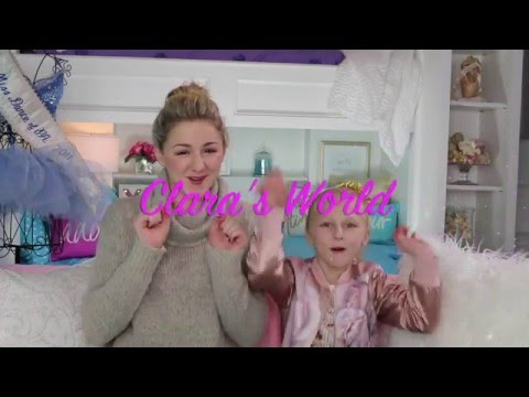 Clara's World -Disney Tag with Chloe Lukasiak!