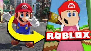 BAD ROBLOX VERSIONS OF OTHER GAMES