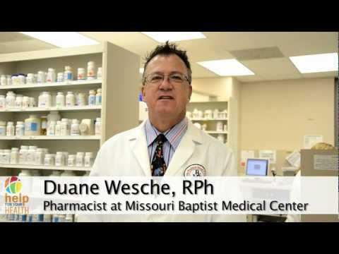 Ask the Pharmacist Episode 10