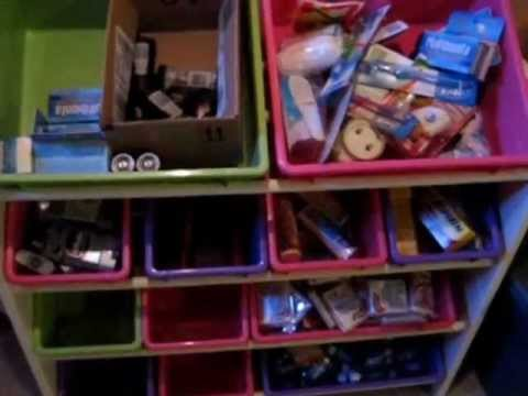 Stockpile Organizing: 3 Easy Ways to Stay Organized