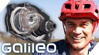 Montage, Einbau, Praxistest: 2 harte Tage in der E-Bike-Motoren Fabrik | Galileo | ProSieben