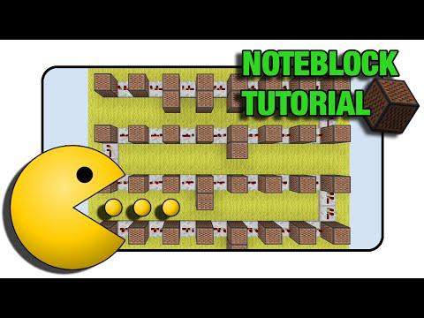 Pac Man Doorbell - Note Block
