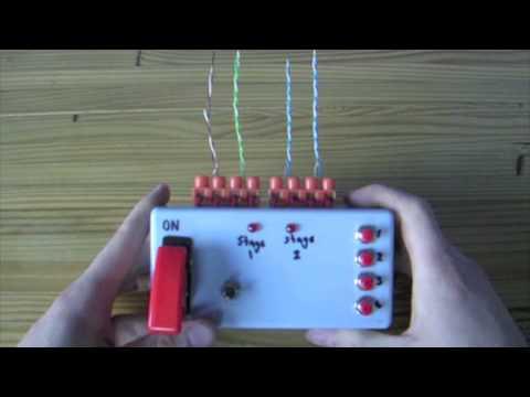 electronic detonator