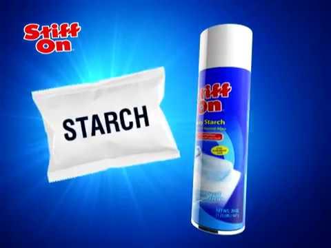 Stiff On Spray Starch 2015