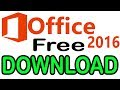 How to Get and Install MS Office 2016 Free