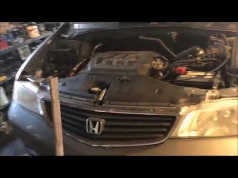 2001 Honda odyssey 3.5 center lower motor mount