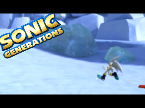 Sonic Generations Mod Showcase - Cool Edge + Silver the Hedgehog